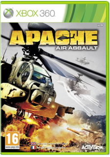 Диск Apache: Air Assault (Б/У) [X360]