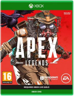 Диск Apex Legends - Bloodhound Edition [Xbox One]