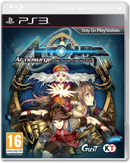 Диск Ar nosurge: Ode to an Unborn Star [PS3]
