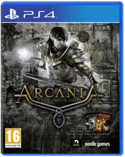 Диск Arcania: The Complete Tale [PS4]