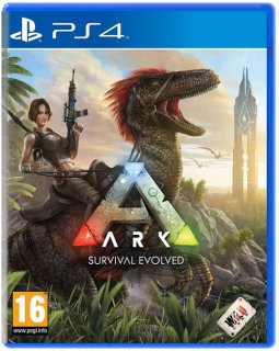 Диск ARK: Survival Evolved (Б/У) [PS4]