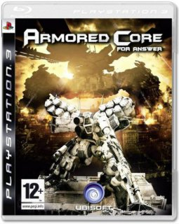 Диск Armored Core: For Answer (Б/У) [PS3]
