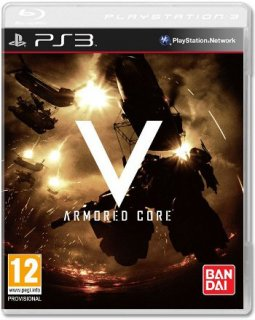Диск Armored Core V (5) [PS3]