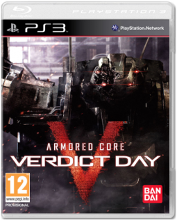 Диск Armored Core: Verdict Day [PS3]