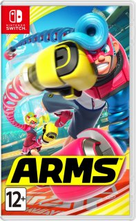 Диск Arms [NSwitch]