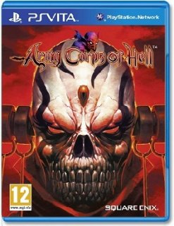 Диск Army Corps of Hell [PS Vita]