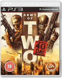 Диск Army of two: The 40th day [PS3]
