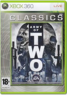 Диск Army of Two (Б/У) [X360]
