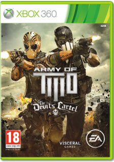 Диск Army of TWO: The Devil's Cartel [X360]