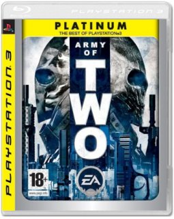 Диск Army of Two [Platinum] (Б/У) [PS3]