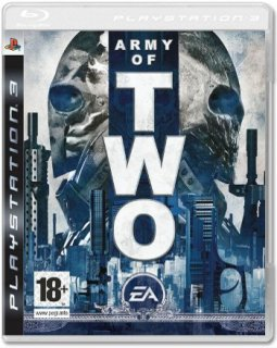 Диск Army of Two (Б/У) [PS3]
