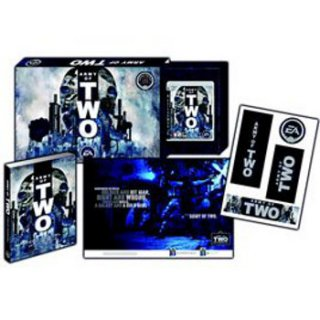 Диск Army of Two - Special Edition (регион 3) (Б/У) [PS3]