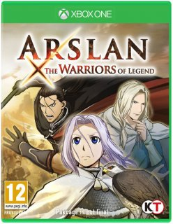 Диск Arslan The Warriors of Legend [Xbox One]