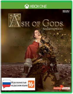 Диск Ash of Gods: Redemption [Xbox One]