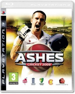 Диск Ashes Cricket 2009 (Б/У) [PS3]
