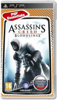 Диск Assassin's Creed Bloodlines [PSP]