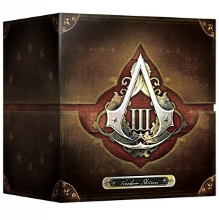 Диск Assassin's Creed III. Freedom Edition [PS3]