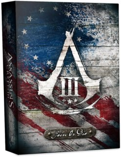 Диск Assassin's Creed III. Join or Die Edition [X360]