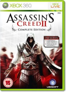 Диск Assassin's Creed 2 [X360]