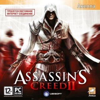 Диск Assassin's Creed 2 [PC, Jewel]