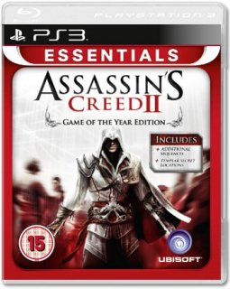 Диск Assassin's Creed 2 GOTY [PS3]