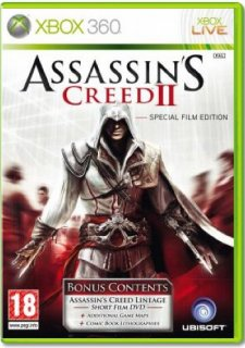 Диск Assassin's Creed 2. Lineage Collector's Edition [X360]