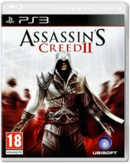 Диск Assassin's Creed 2 (Б/У) [PS3]