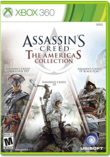Диск Assassin's Creed: The Americas Collection [X360]