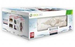 Диск Assassin's Creed Братство Крови - Limited Codex Edition (Б/У) [X360]