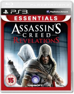 Диск Assassin's Creed Откровения [Essentials] (Б/У) [PS3]