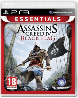Диск Assassin's Creed IV: Black Flag [PS3]