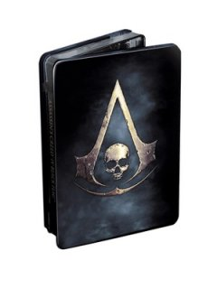 Диск Assassin's Creed IV: Black Flag - Skull Edition [Wii U]