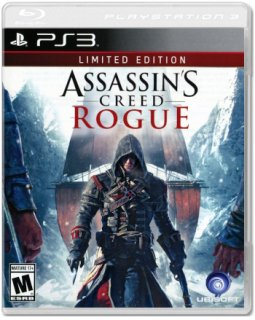 Диск Assassin's Creed: Изгой - Limited Edition (US) [PS4]