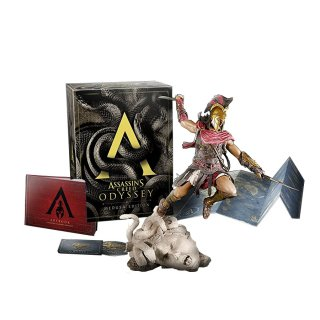 Диск Assassins Creed Одиссея - Medusa Edition [PS4]