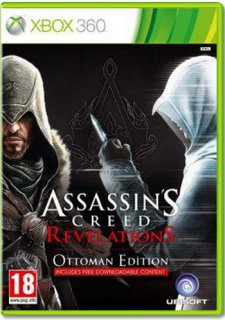 Диск Assassin's Creed Откровения. Ottoman Edition [X360]