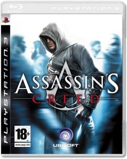 Диск Assassin's Creed (Б/У) [PS3]