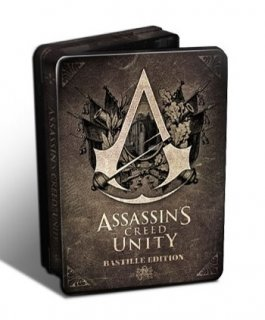Диск Assassin's Creed: Единство (Unity) Bastille Edition [Xbox One]