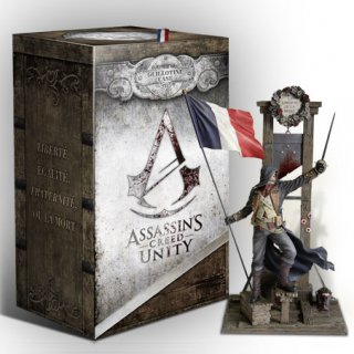 Диск Assassin's Creed: Единство (Unity) - Guillotine Edition [PS4]