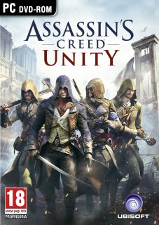Диск Assassin's Creed: Единство (Unity) [PC]