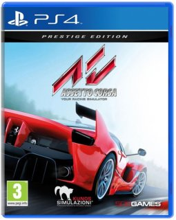 Диск Assetto Corsa - Prestige Edition [PS4]