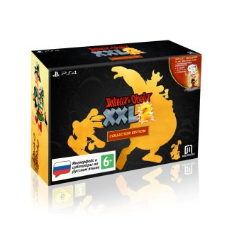 Диск Asterix and Obelix XXL2 Collector edition [PS4]