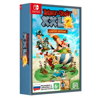 Диск Asterix and Obelix XXL2 Limited edition [NSwitch]