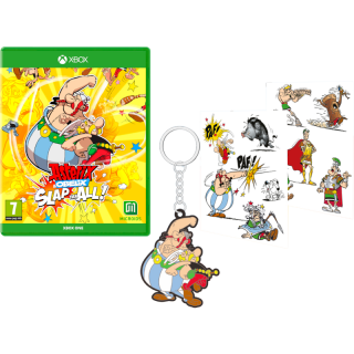Диск Asterix & Obelix Slap Them All - Limited Edition [Xbox One]