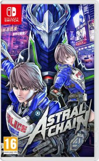 Диск Astral Chain [NSwitch]