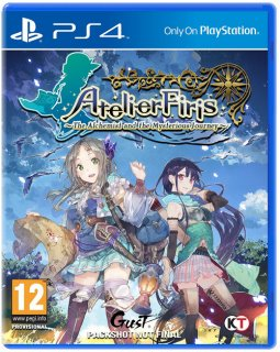 Диск Atelier Firis: The Alchemist and the Mysterious Journey (Б/У) [PS4]