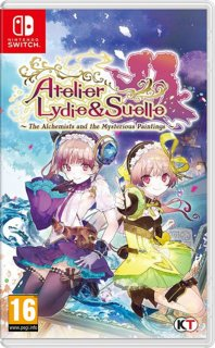 Диск Atelier Lydie & Suelle: The Alchemists and the Mysterious Paintings [NSwitch]