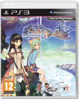 Диск Atelier Shallie: Alchemists of the Dusk Sea [PS3]