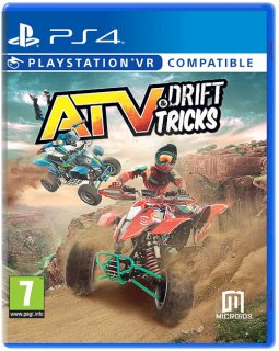 Диск ATV Drift & Tricks [PS4/PSVR]
