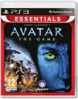 Диск Avatar: The Game [PS3]
