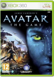 Диск Avatar: The Game [X360]